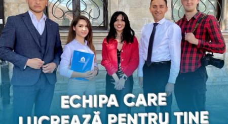 Cunoaște angajații Romanescu&Co care lucrează pentru tine
