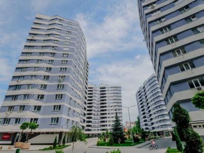 Apartament cu 3 camere plus living in centrul orasului!