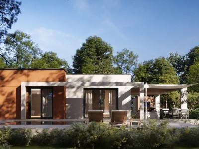 Casă clasă premium, ultramodernă cu piscină! Proiectul La Sarkis Village