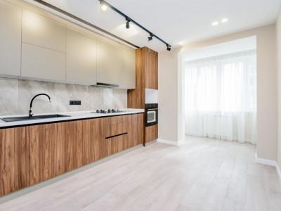 Apartament cu 2 odai living / Ex Factor Albișoara