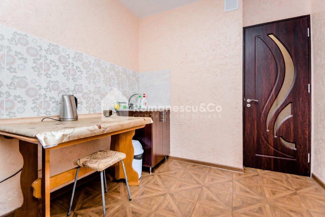 Apartament cu  3 odai ! Bulevardul Traian ! 12