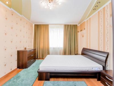 Apartament cu 3 odai,replanificat in 2 cu living