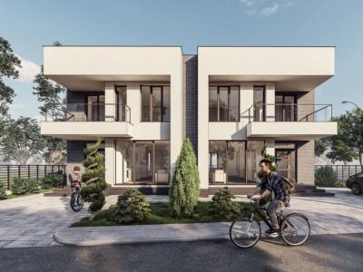Duplex Centru Ialoveni, calitate Premium, în rate!