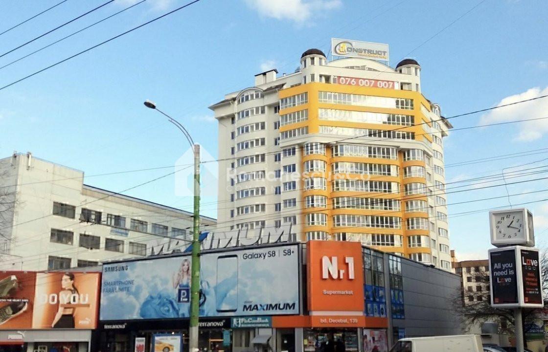 Vanzare apartament varianta alba vizavi de McDonalds pe str. Dacia Botanica 1