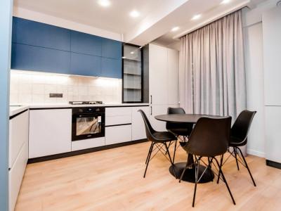 Apartament cu 3 odai si living/ Buiucani