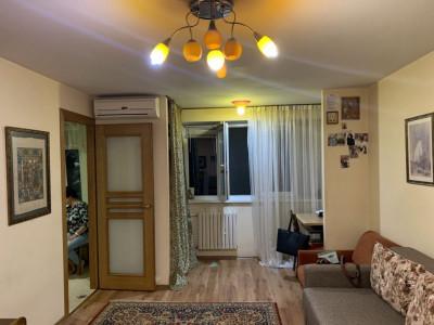 Valea Morilor apartament cu 1 odaie de 34 m.p.